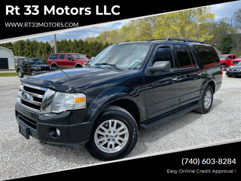 2011 Ford Expedition EL for sale at Rt 33 Motors LLC in Rockbridge OH