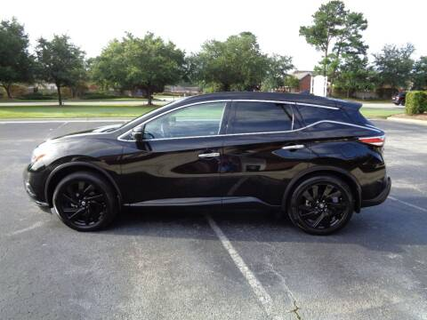 2018 Nissan Murano for sale at BALKCUM AUTO INC in Wilmington NC