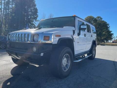 2007 HUMMER H2 for sale at Airbase Auto Sales in Cabot AR