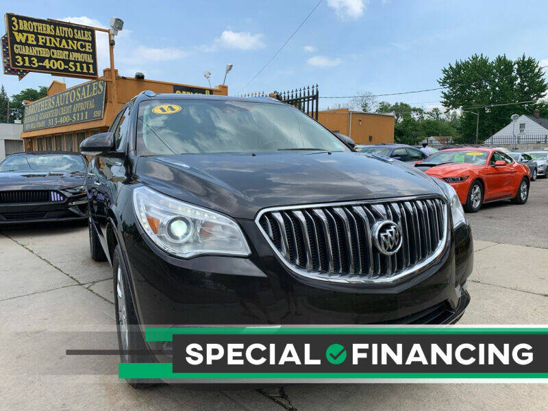 2014 Buick Enclave for sale at 3 Brothers Auto Sales Inc in Detroit MI