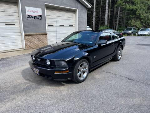 2006 Ford Mustang for sale at Boot Jack Auto Sales in Ridgway PA
