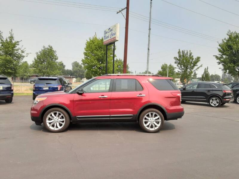 2014 Ford Explorer for sale at New Deal Used Cars in Spokane Valley WA