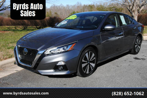 2020 Nissan Altima for sale at Byrds Auto Sales in Marion NC
