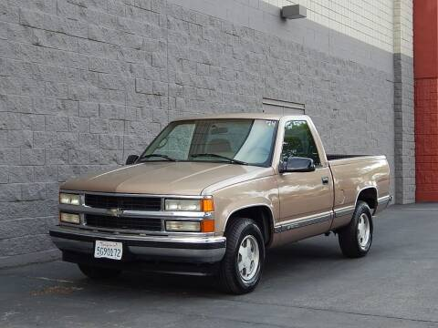 1996 Chevrolet C/K 1500 Series for sale at Gilroy Motorsports in Gilroy CA
