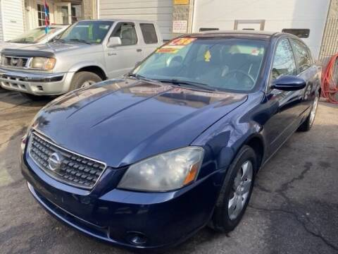 2005 Nissan Altima for sale at Drive Deleon in Yonkers NY
