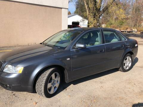 2005 Audi A4 for sale at ASC Auto Sales in Marcy NY