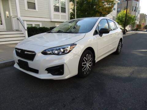 2018 Subaru Impreza for sale at Boston Auto Sales in Brighton MA