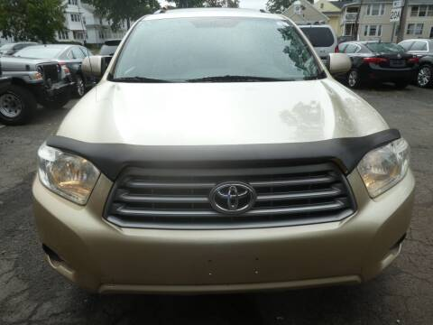 2009 Toyota Highlander for sale at Wheels and Deals in Springfield MA