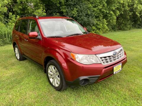 2012 Subaru Forester for sale at M & M Motors in West Allis WI