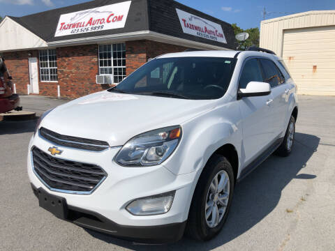 2016 Chevrolet Equinox for sale at tazewellauto.com in Tazewell TN
