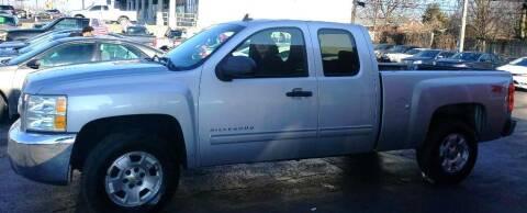 2013 Chevrolet Silverado 1500 for sale at Rayyan Auto Sales LLC in Lexington KY