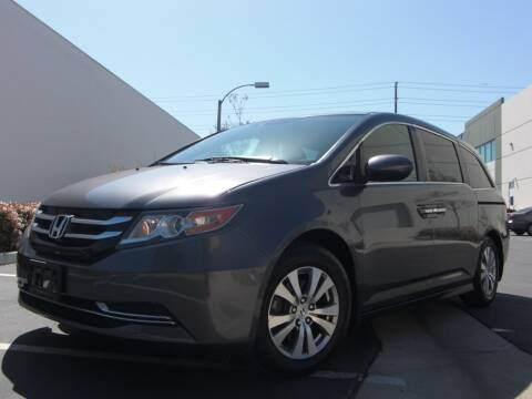 2014 Honda Odyssey for sale at J'S MOTORS in San Diego CA