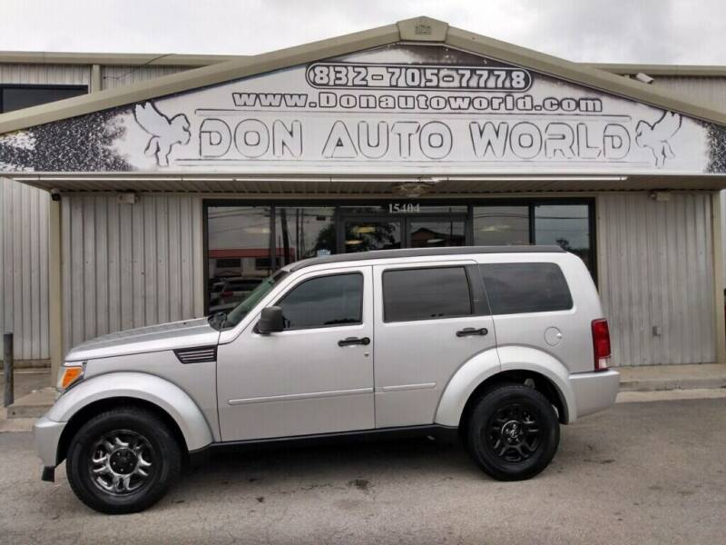 2010 Dodge Nitro for sale at Don Auto World in Houston TX
