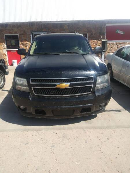 2014 Chevrolet Suburban for sale at PYRAMID MOTORS AUTO SALES in Florence CO