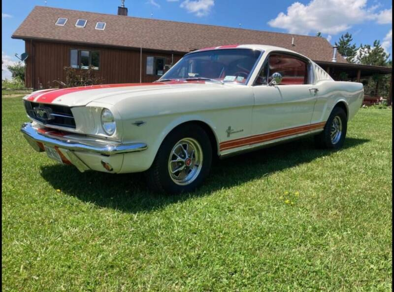 1965 Ford Mustang for sale at Classic Auto Haus in Geneva IL