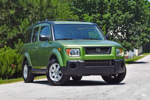 2006 Honda Element for sale at Rosedale Auto Sales Incorporated in Kansas City KS