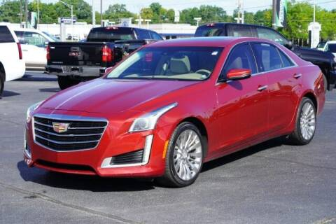 2015 Cadillac CTS for sale at Preferred Auto Fort Wayne in Fort Wayne IN