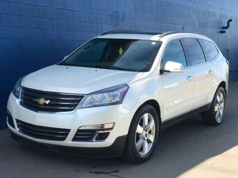2014 Chevrolet Traverse for sale at Omega Motors in Waterford MI