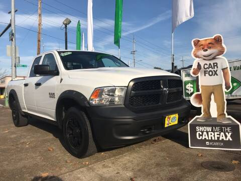 2015 RAM Ram Pickup 1500 for sale at Salem Auto Market in Salem OR