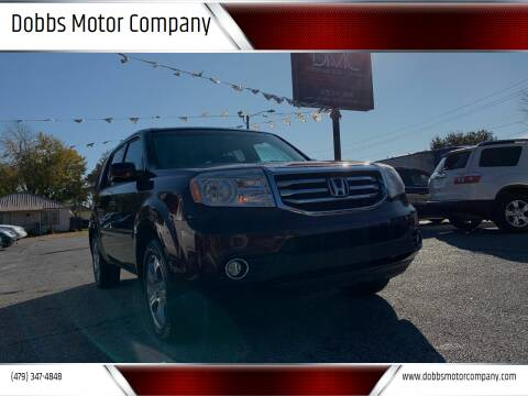 2012 Honda Pilot for sale at Dobbs Motor Company in Springdale AR