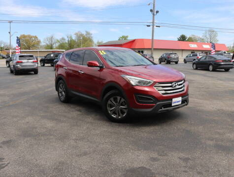 2015 Hyundai Santa Fe Sport for sale at Williams Auto Sales, LLC in Cookeville TN