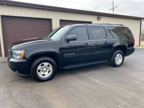 2011 Chevrolet Suburban for sale at Ryans Auto Sales in Muncie IN