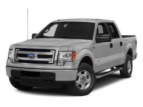 2014 Ford F-150 for sale at Hawk Ford of St. Charles in St Charles IL