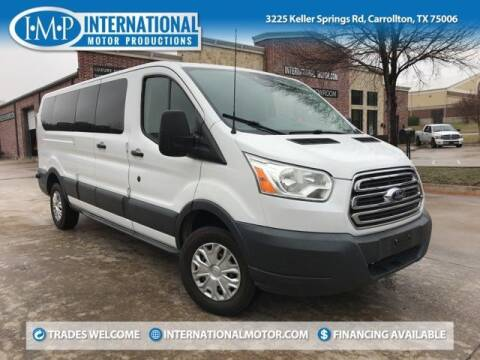 2016 Ford Transit Passenger for sale at International Motor Productions in Carrollton TX