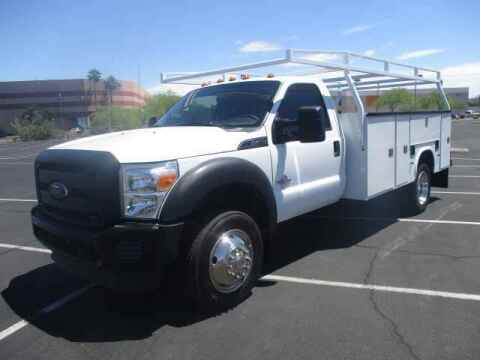 2012 Ford F-450 Super Duty for sale at Corporate Auto Wholesale in Phoenix AZ