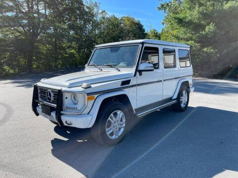 2014 Mercedes-Benz G-Class for sale at Nala Equipment Corp in Upton MA