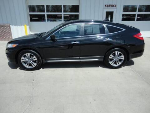 2015 Honda Crosstour for sale at Quality Motors Inc in Vermillion SD