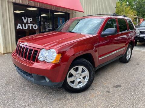 2010 Jeep Grand Cherokee for sale at VP Auto in Greenville SC