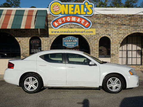 2013 Dodge Avenger for sale at Oneal's Automart LLC in Slidell LA