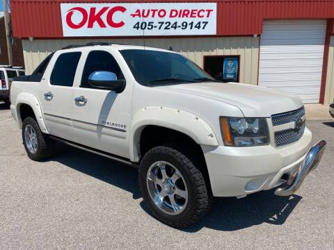 2010 Chevrolet Avalanche for sale at OKC Auto Direct in Oklahoma City OK