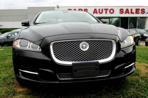 2013 Jaguar XJ for sale at Pars Auto Sales Inc in Stone Mountain GA