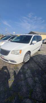 2014 Chrysler Town and Country for sale at Chicago Auto Exchange in South Chicago Heights IL