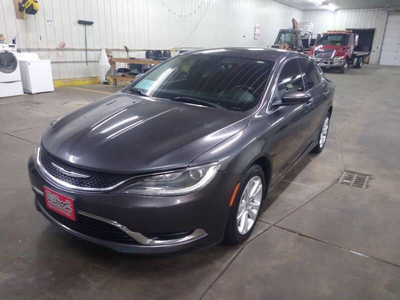 2016 Chrysler 200 for sale at Willrodt Ford Inc. in Chamberlain SD