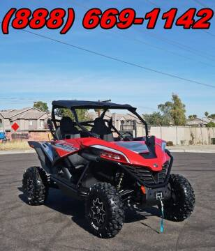 2021 CF Moto ZForce 950 Sport for sale at AZMotomania.com in Mesa AZ