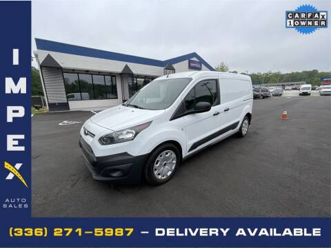 2018 Ford Transit Connect Cargo for sale at Impex Auto Sales in Greensboro NC