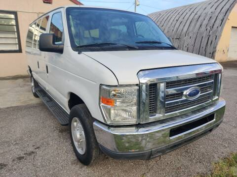2011 Ford E-Series Wagon for sale at Advance Import in Tampa FL