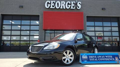 2012 Chrysler 200 for sale at George's Used Cars - Pennsylvania & Allen in Brownstown MI