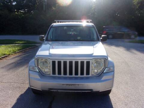 2008 Jeep Liberty for sale at Auto Sales Sheila, Inc in Louisville KY