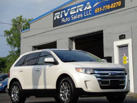 2011 Ford Edge for sale at Rivera Auto Sales LLC in Saint Paul MN