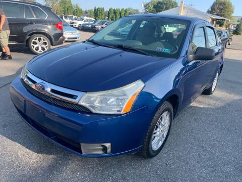 2009 Ford Focus for sale at Sam's Auto in Akron PA