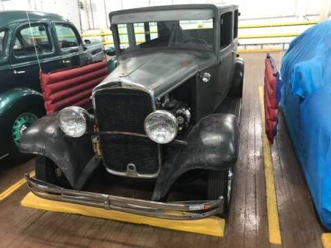 1929 Desoto Sedan for sale at Classic Car Deals in Cadillac MI