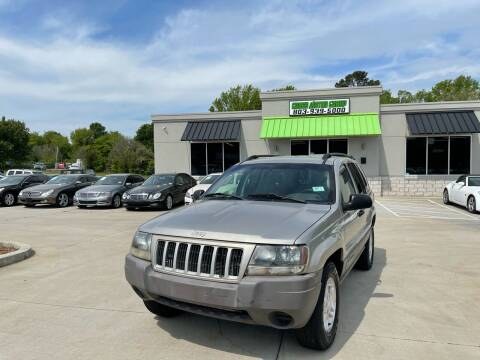 2004 Jeep Grand Cherokee for sale at Cross Motor Group in Rock Hill SC