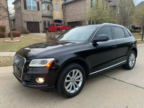 2013 Audi Q5 for sale at Z AUTO MART in Lewisville TX