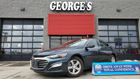 2020 Chevrolet Malibu for sale at George's Used Cars - Pennsylvania & Allen in Brownstown MI