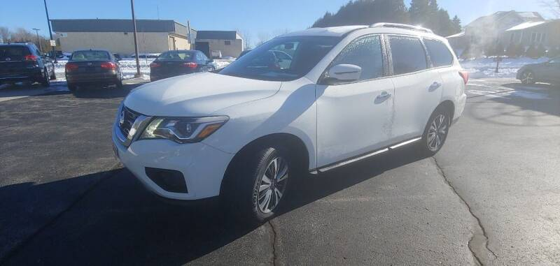2017 Nissan Pathfinder for sale at PEKARSKE AUTOMOTIVE INC in Two Rivers WI
