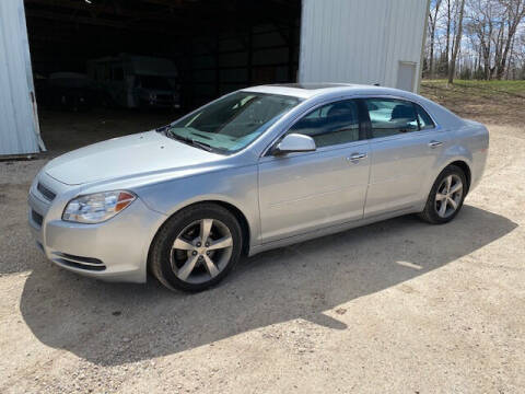 2012 Chevrolet Malibu for sale at Dave's Auto & Truck in Campbellsport WI